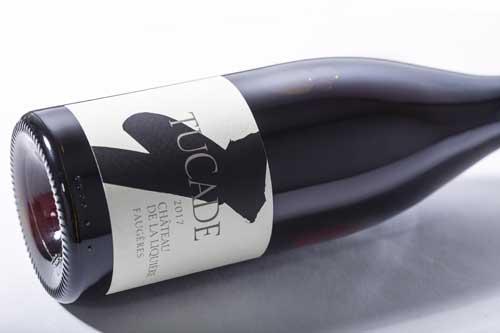 tucade vin rouge aoc faugeres