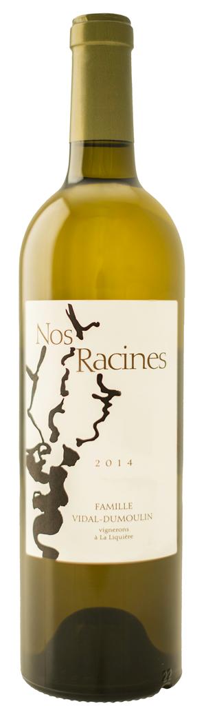 nos racines vin blanc