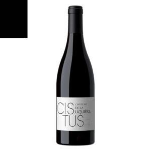vin rouge languedoc cistus